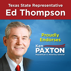 endorsement - Ed Thompson